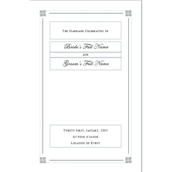 Tips for Creating a Funeral Program