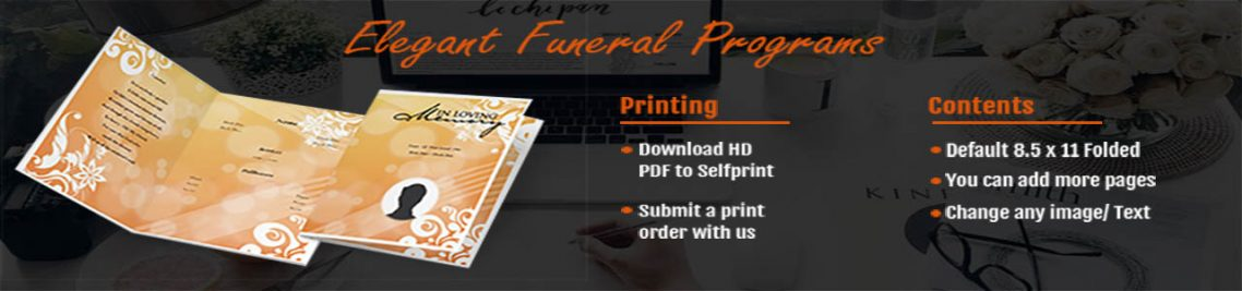 funeral template