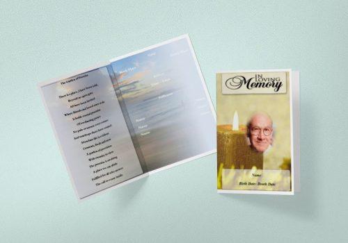 Printable Obituary Templates